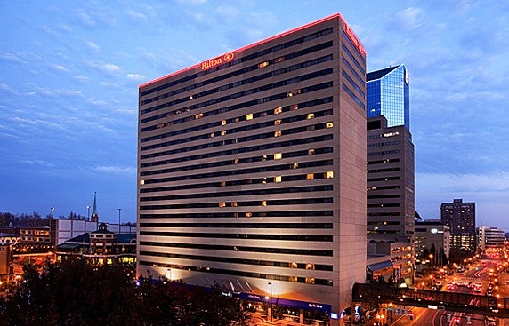 Hilton Lexington / Downtown