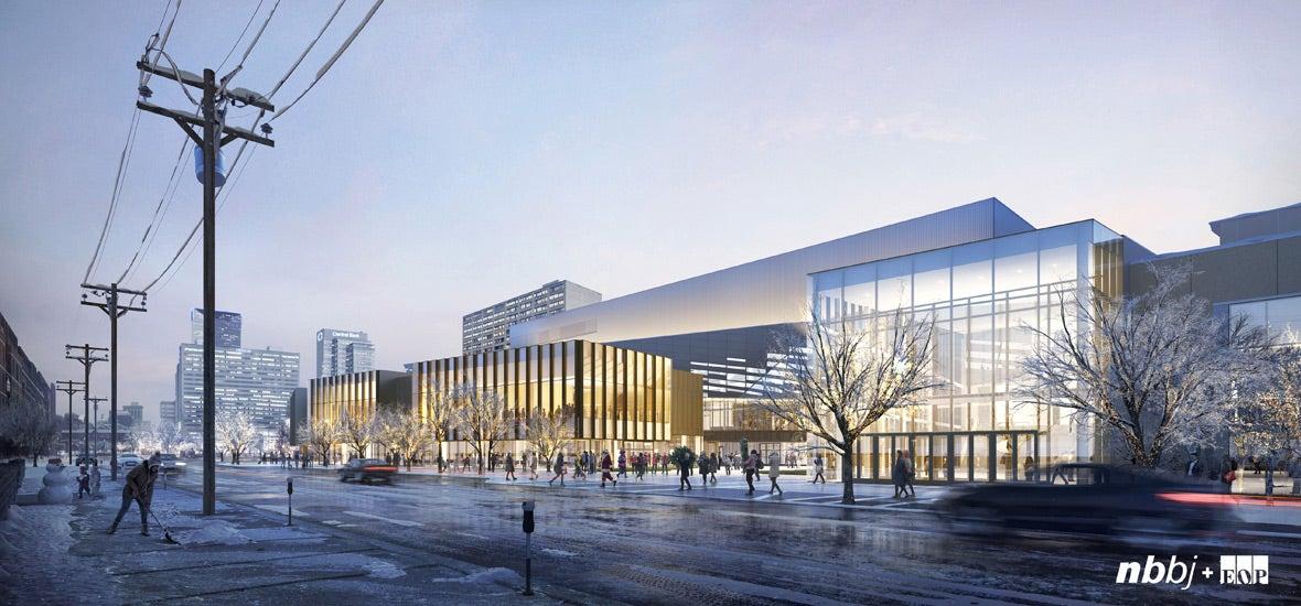 Lexington Center Expansion | Rupp Arena