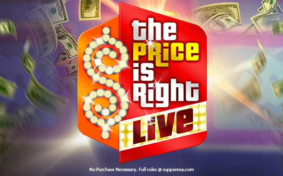 More Info for The Price is Right Live™ is coming to  Rupp Arena on October 22, 2019